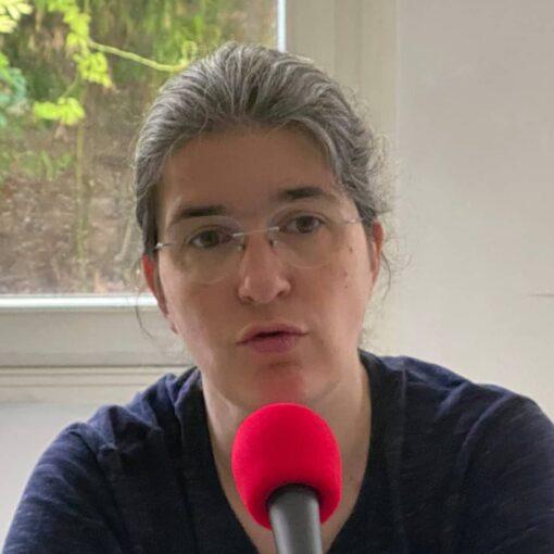 Podcast L214 avec Brigitte Gothière - Cofondatrice