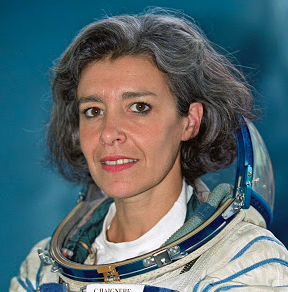 Claudie Haignere podcast astronaute