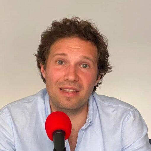 Podcast avec Ludovic Huraux - Fondateur d'Attractive World et Shapr