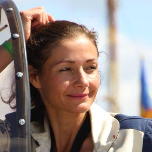 Podcast Dorine Bourneton - aviatrice
