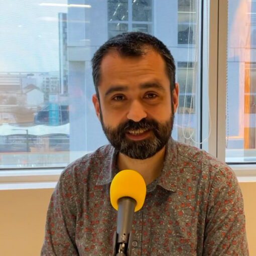 Podcast avec Antoine Hubert - Ynsect