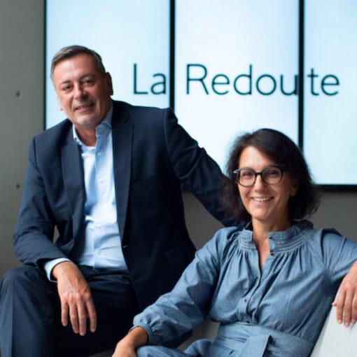 Podcast Nathalie Balla - Eric Courteille - La Redoute
