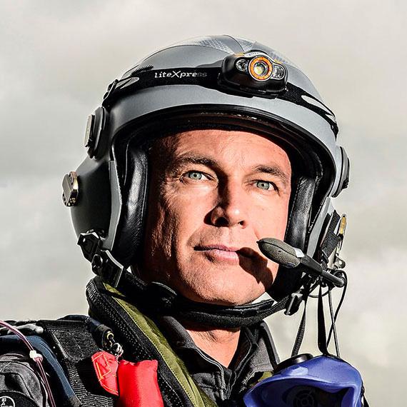Podcast avec Bertrand Piccard - Solar Impulse
